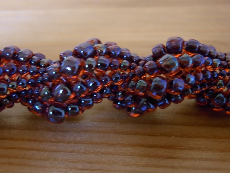 Solidbeads - The beady side of life: Opera Necklace: http ...