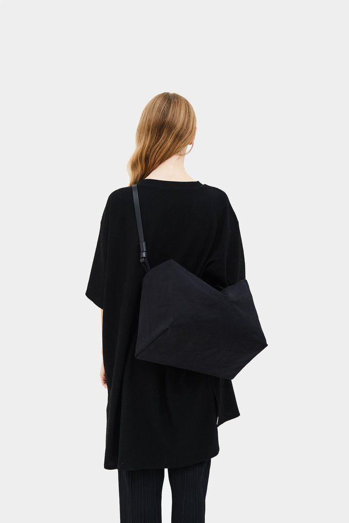 Parachute Bag Black
