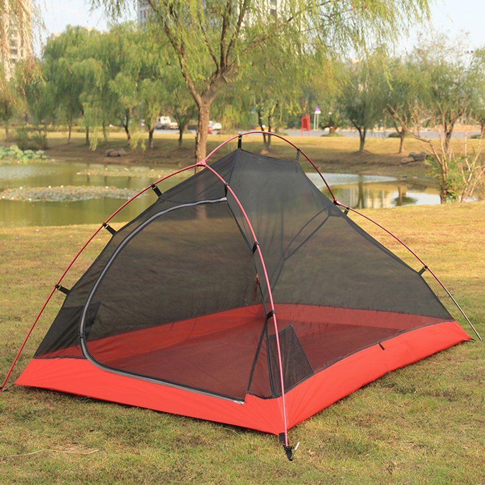 Fhgj 2 Person Ultralight Camping Tent Outdoor Freestanding 2 Man Storage Yents Same As Naturehike Cloud To Backpackingtents Tent Backpacking Tent Hiking Tent