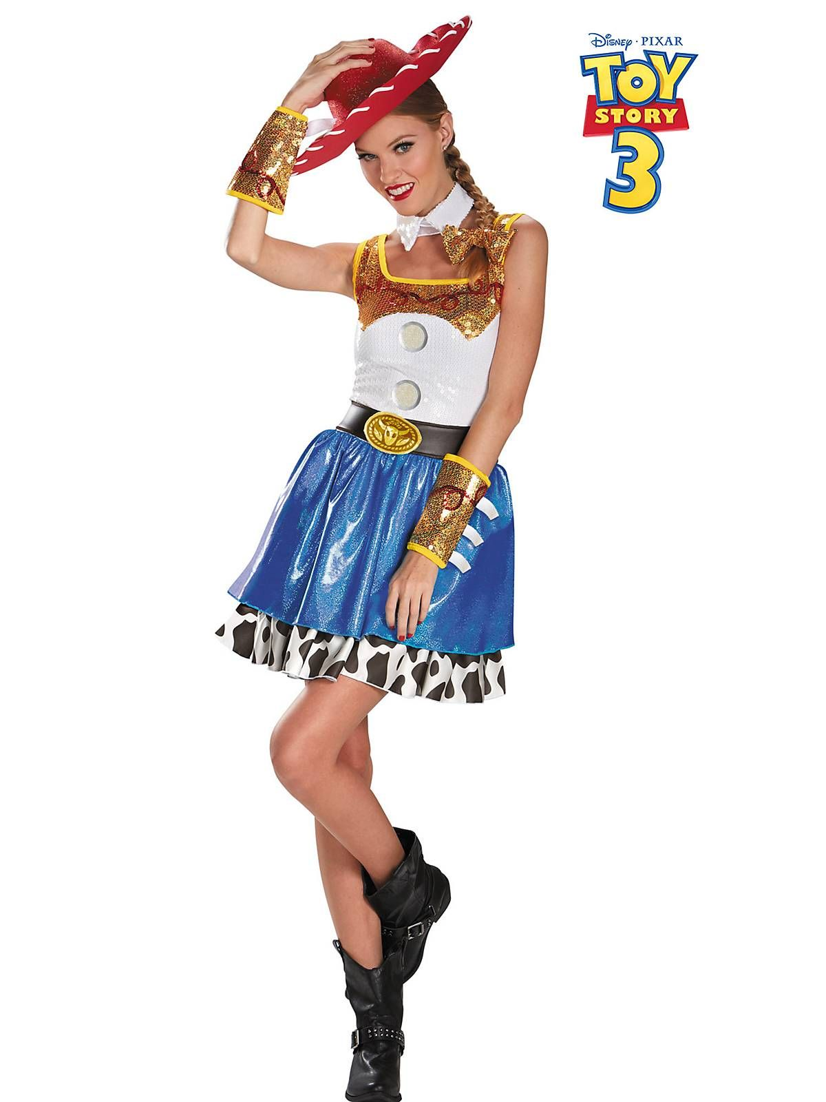 jessie glam adult costume wholesale disney pixar s toy story rh pinterest com disney pixar halloween costumes mr fredrickson disney pixar costumes