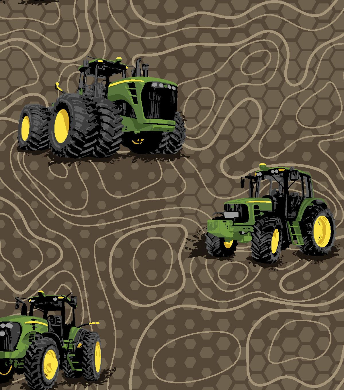 John deere fleece fabric uufarm land john deere fabrics and