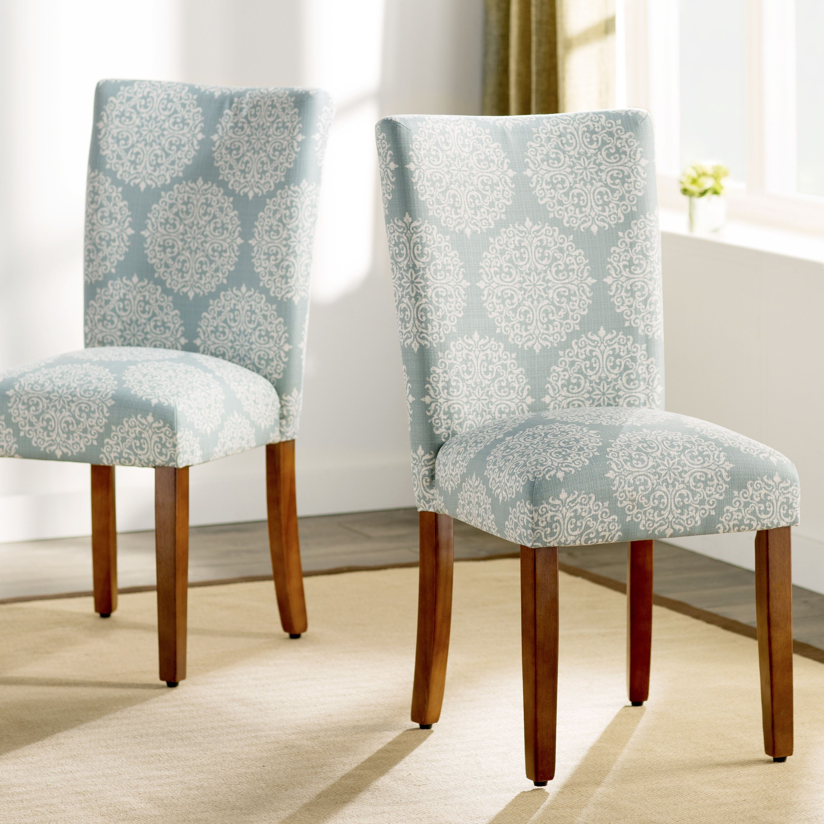 Three posts braeburn parsons chair also waverly upholstered dining chairs