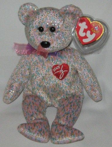 2001 SIGNATURE BEAR - Ty Beanie Baby (Beanies 70a3559bb68c