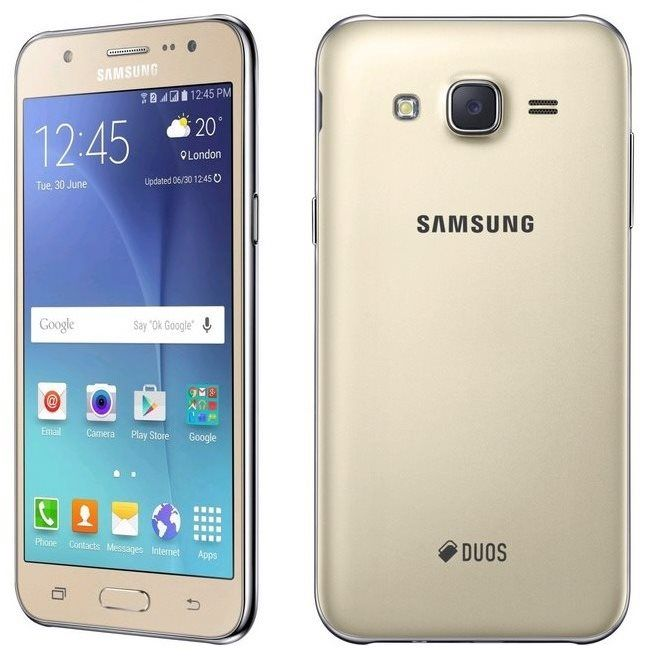 Samsung Galaxy J5 Firmware-Update [J500FNXXU1APC5] [DTM] [5.1.1]