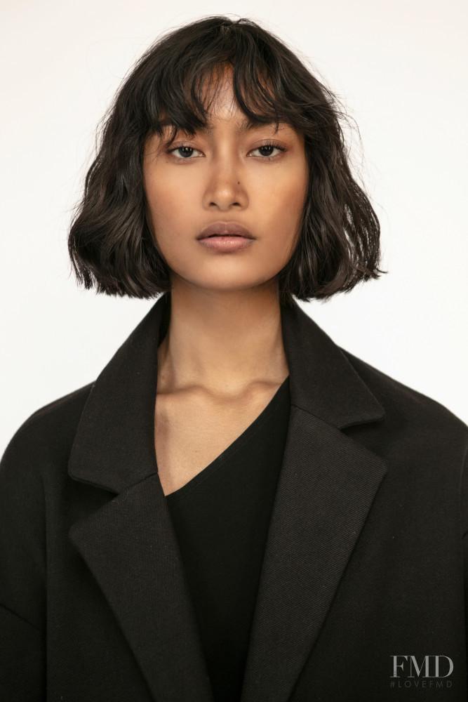 Photo Of Malaysian Fashion Model Atikah Karim Id 609367 In 2021 Black Female Model Woman Face Model Face
