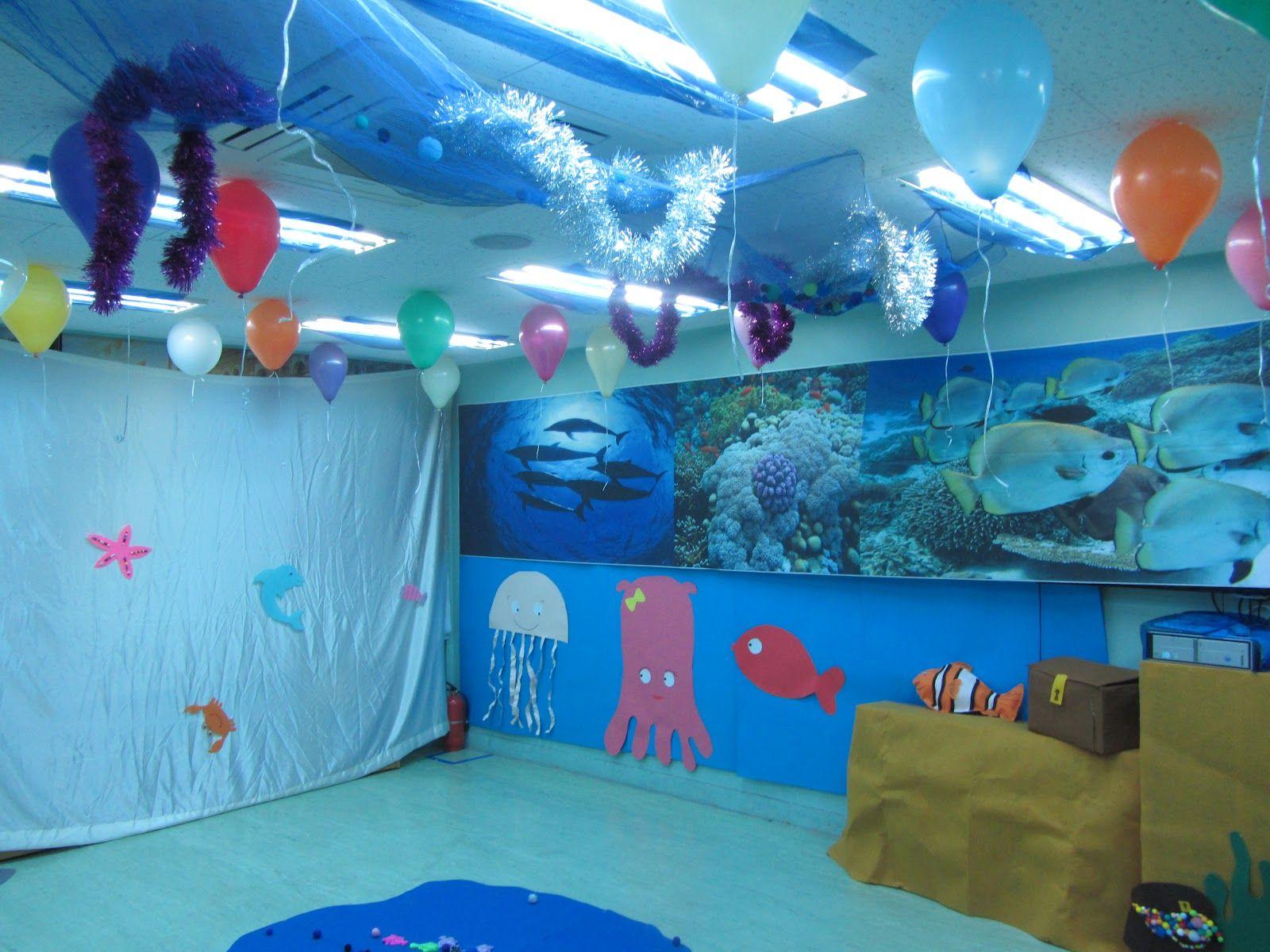 sea decoration room Buscar con Google