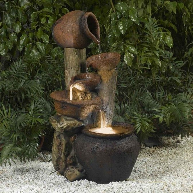 Decorating Ideas Gorgeous Accessories For Indoor Garden Decoration