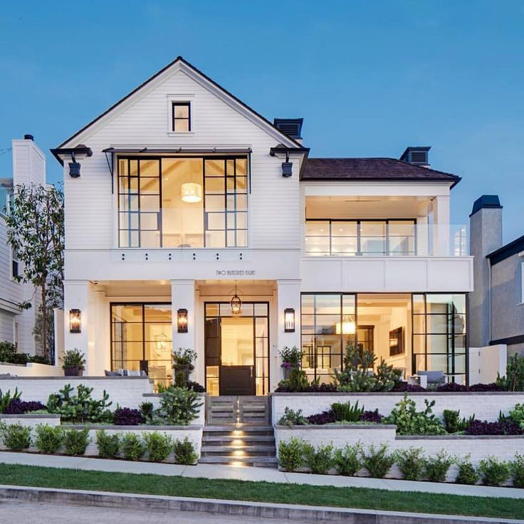Ultra Modern Home Exteria: Building A House, Metal Building Homes