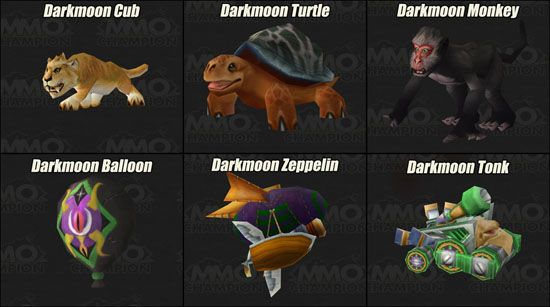 Wow Goldstore News The Darkmoon Faire Is Back In Town This News