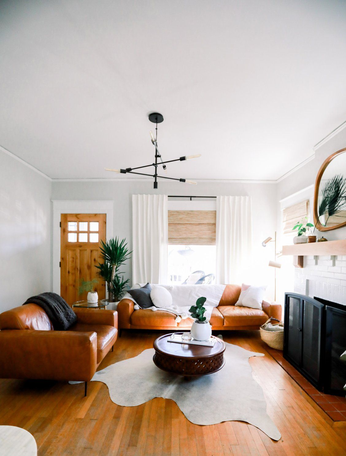 West Elm Home Tour Holly Stack Scandinavian Design Living Room Living Room Scandinavian Room Interior
