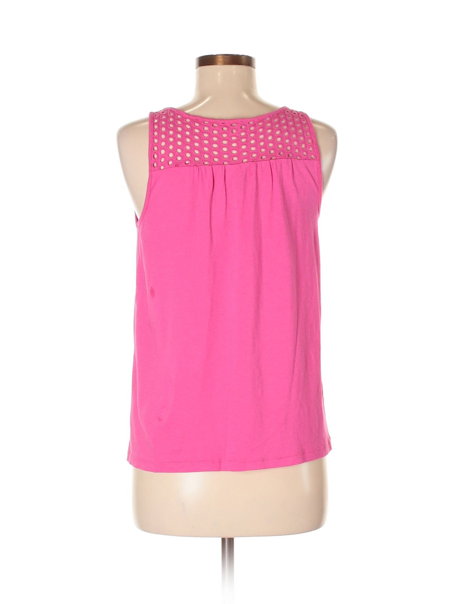 33bf217ca9a40 Old Navy Sleeveless Top  Size 4.00 Pink Women s Tops -  10.99