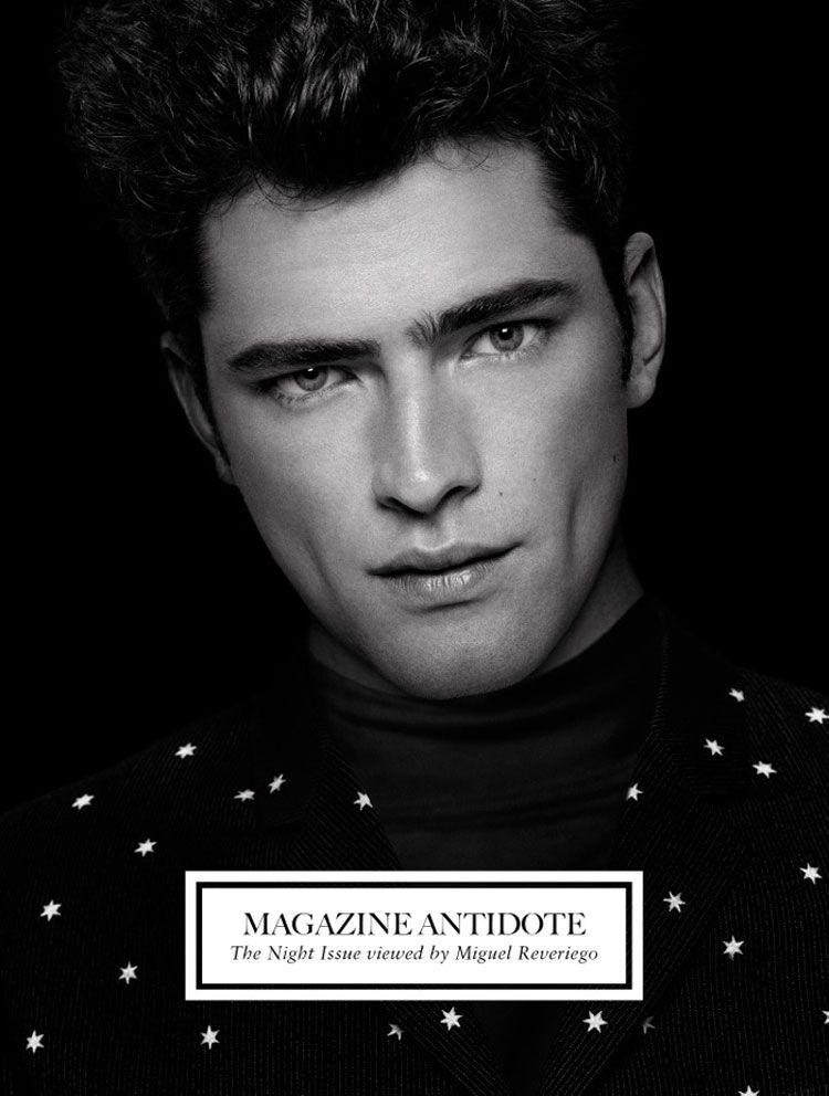 Sean O'Pry for Magazine Antidote