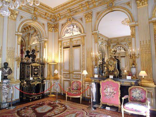 Hotel de la vaupali re grand salon c 1769 85 rue du for Hotel design paris 8