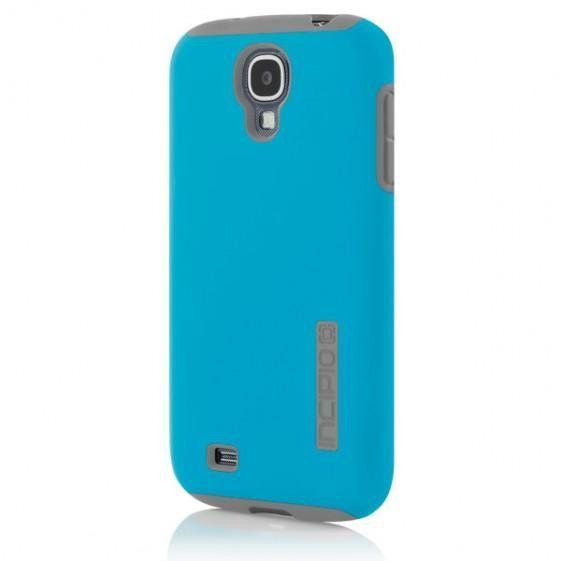 Incipio Samsung Galaxy S4 Dual PRO Case - Blue / Grey