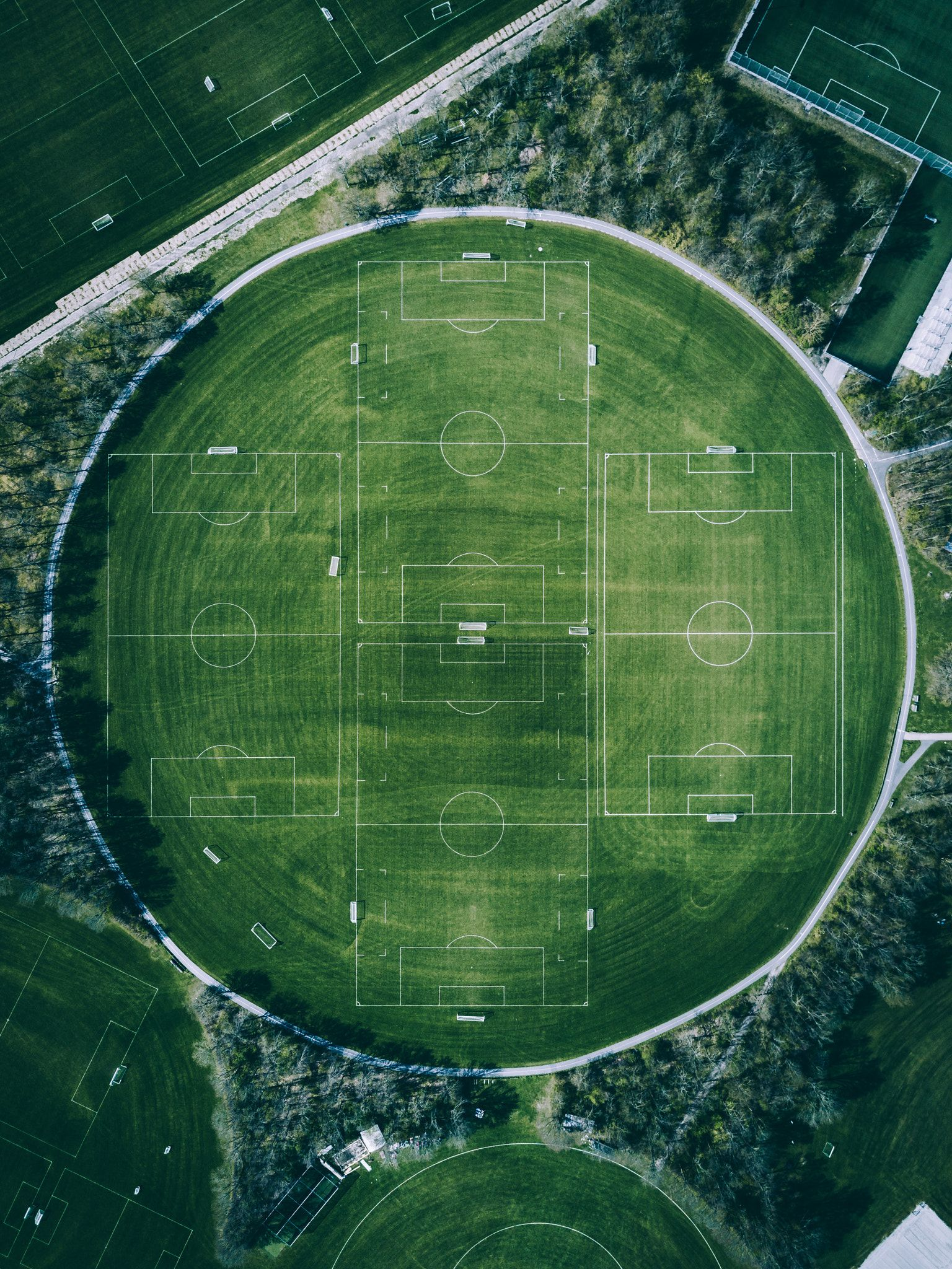 Greet Wheel Of Soccer Soccer Football Pitch Soccer Stadium