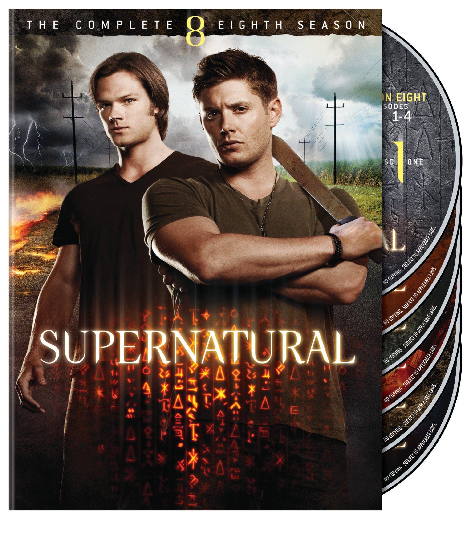 Supernatural Season 8 Supernatural seasons