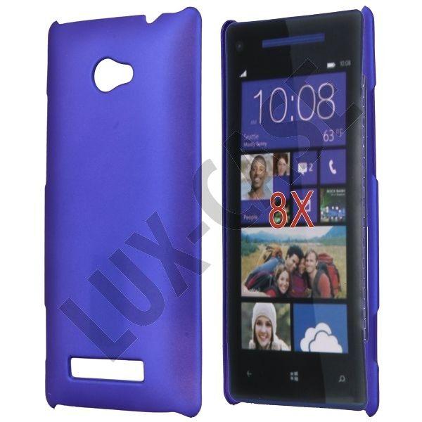 HTC 8X Kotelo - Tummansininen