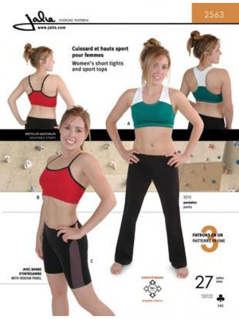 Basics for your workout or for a swim A  Racerback sport tops with lined  front and wide straps. Neckline f14fbf49757