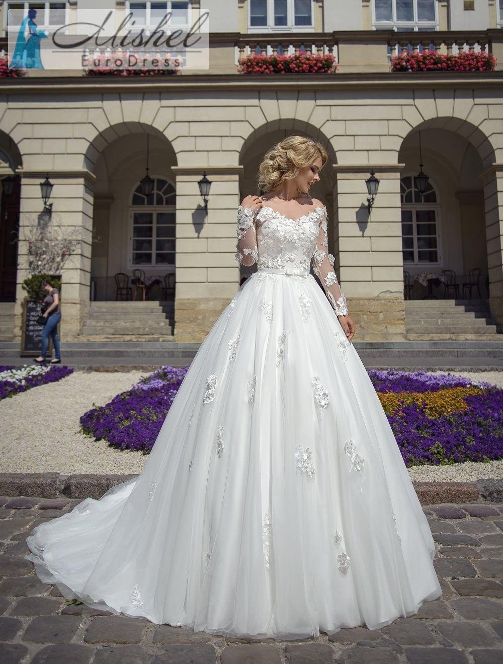 Vestido De Novia Sv028 Coleccion Plasencia Hecho En Europa