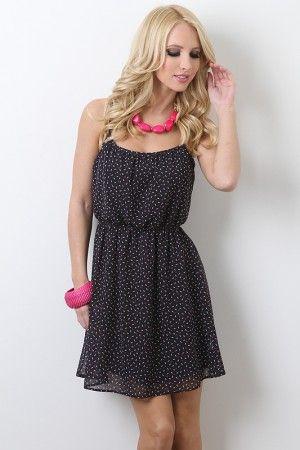 Sassy Speck Dress $31.10