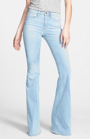 Frame Denim \'Forever Karlie\' Flared Jeans (Redchurch Street ...