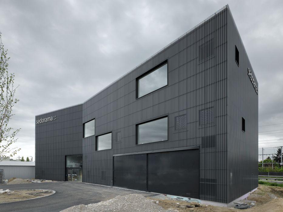 EM2N Projects Headquarters Sedorama AG, Schönbühl