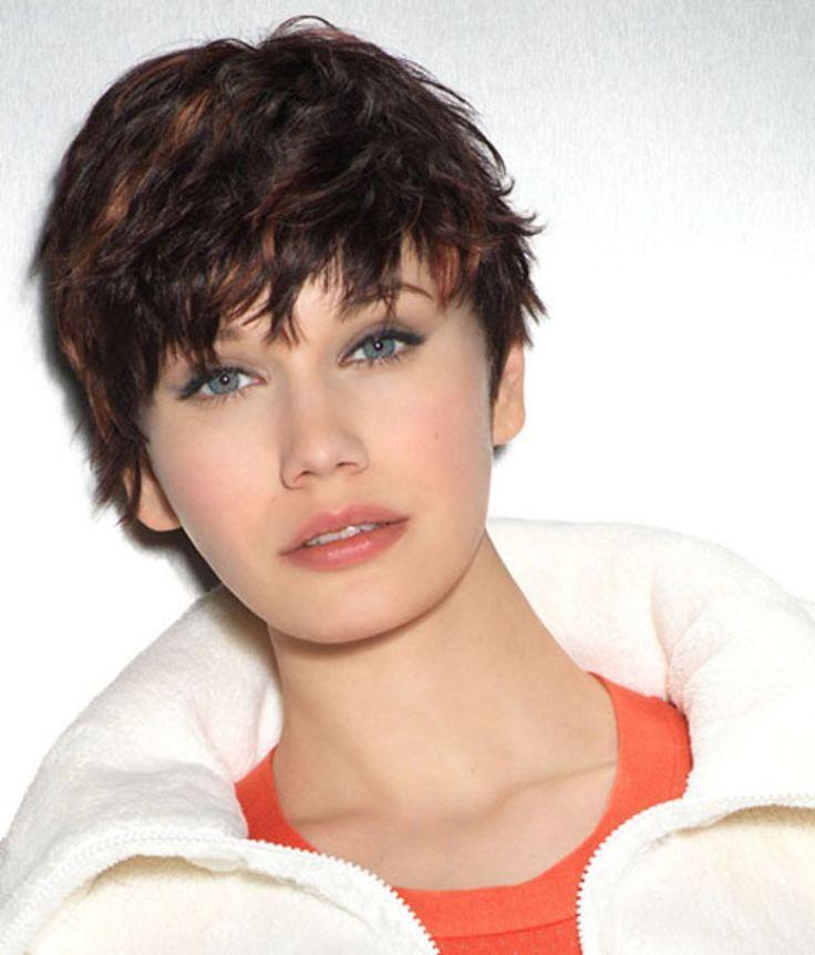 Short Hairstyles For Short Wavy Hair Google Search Hair Ideas