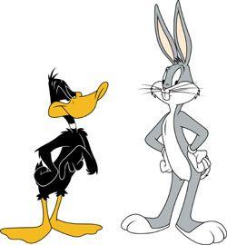 99b2578980aa El pato Luca t el conejo de la suerte | Caricaturas | Imagenes de ...