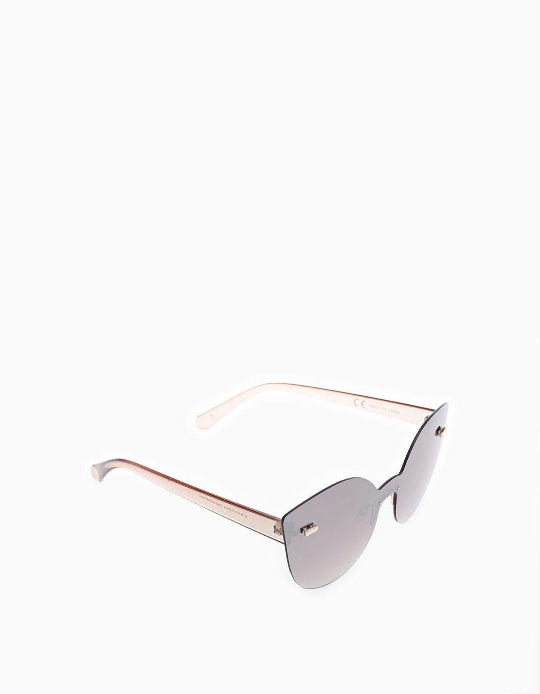 Gafas cateye sin montura - Gafas | Stradivarius España | accesorios ...