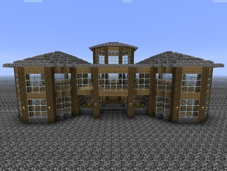 Minecraft Tutorial: Easy House Tutorial #4 | game stuff ...