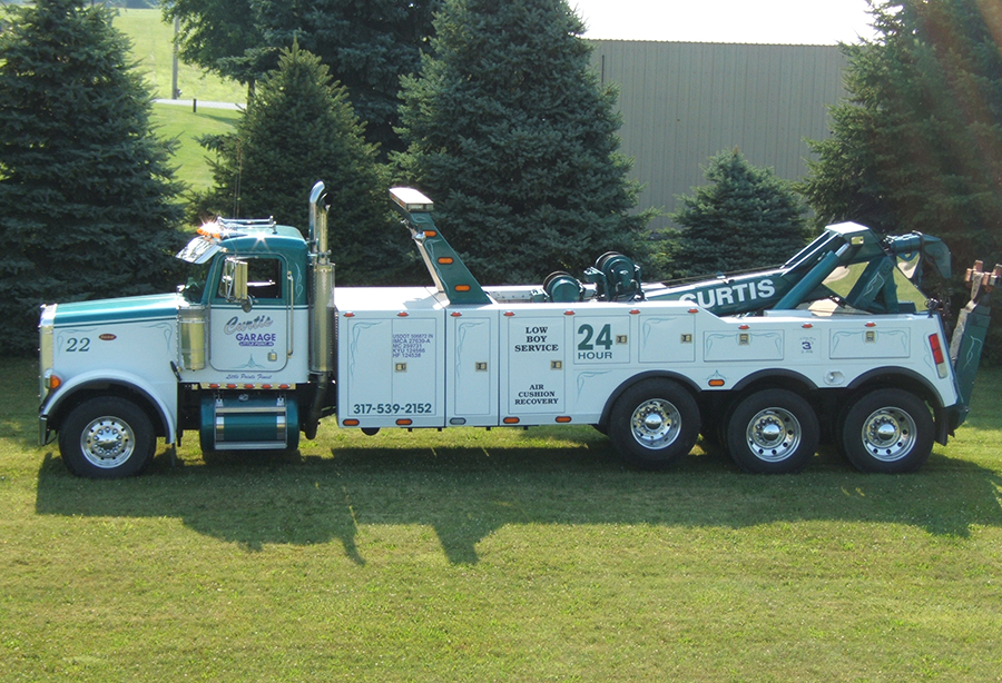 I 70 Towing >> Curtis Garage Wrecker Is Your Choice For Central Indiana Towing And
