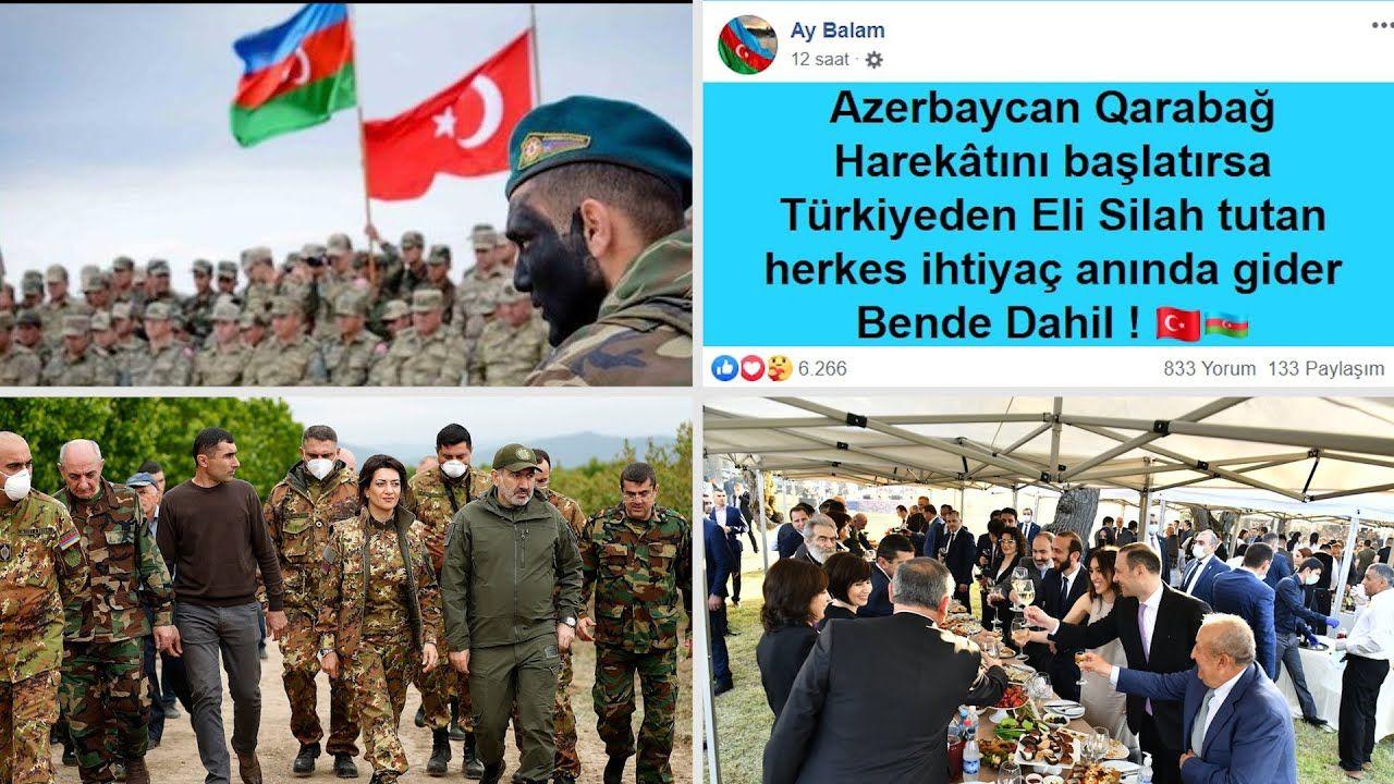 Turkiyə Hayqirdi Azərbaycan Qarabaga Girsin Silaha Sarilib Gəlirik Interactive Playlist Turn Ons