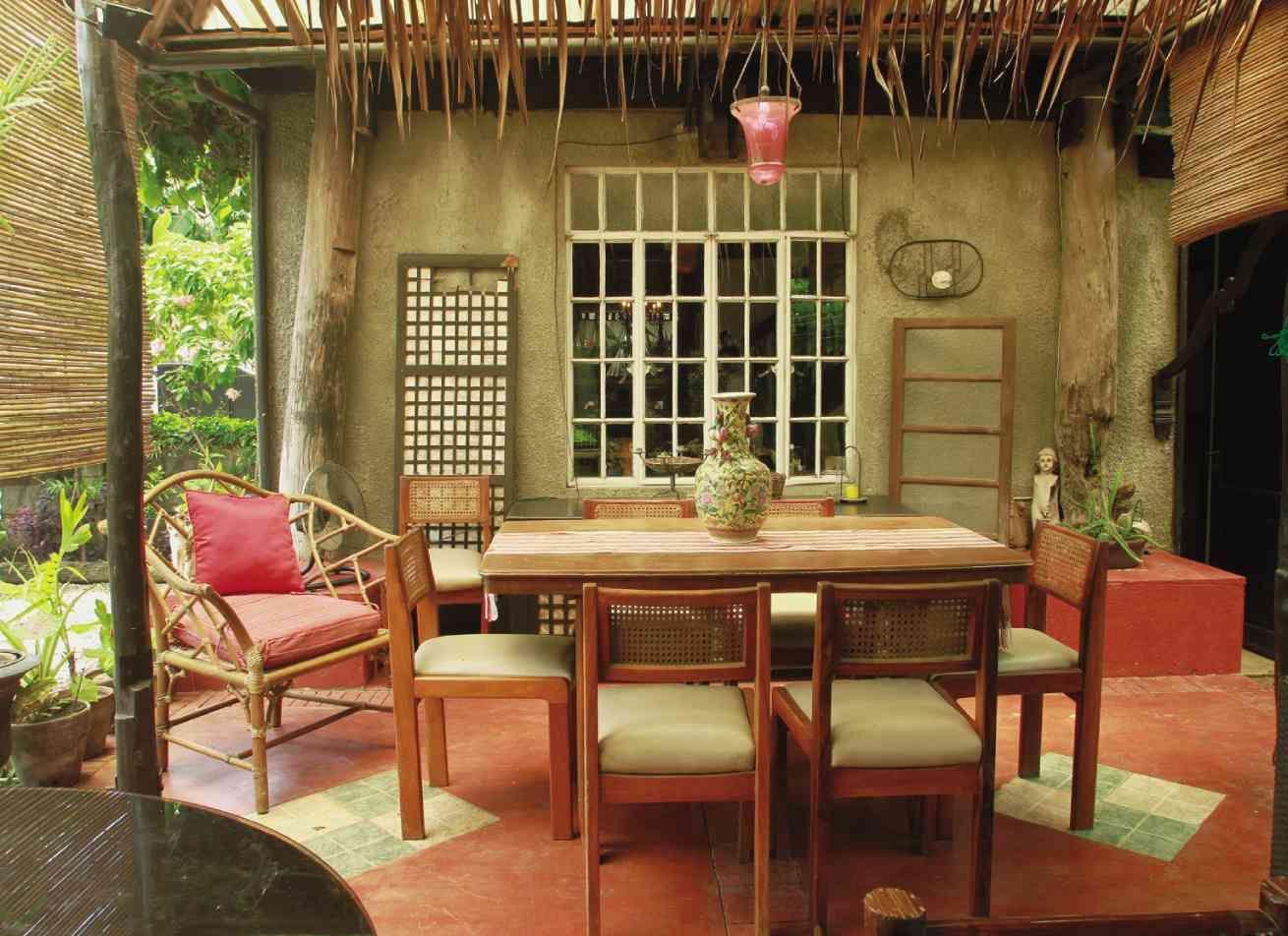 Philippine House Filipino Interior Design Bamboo House Design My Ideal Home