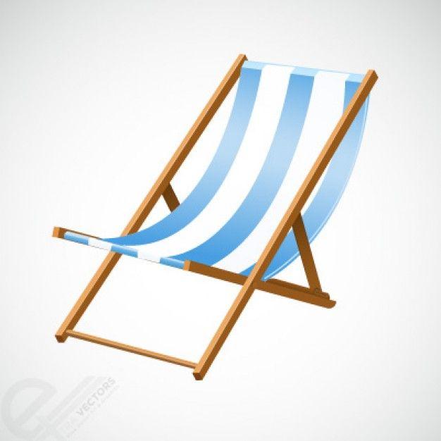 Freepik Graphic Resources For Everyone Beach Chairs Beach Chair Umbrella Seashells Template