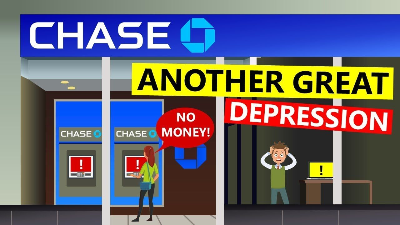 What if Chase Bank Ran Out of Money Right Now? Chase