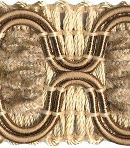 Home Decor Trim-Christopher Lowell 1'' Potato/Neutral ...
