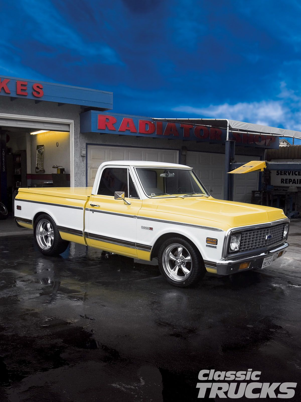 classic chevrolet truck 1971 chevy cheyenne pickup truck front grill [ 1200 x 1600 Pixel ]