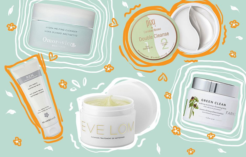 The lazy girl diary: last night a cleansing balm saved my life