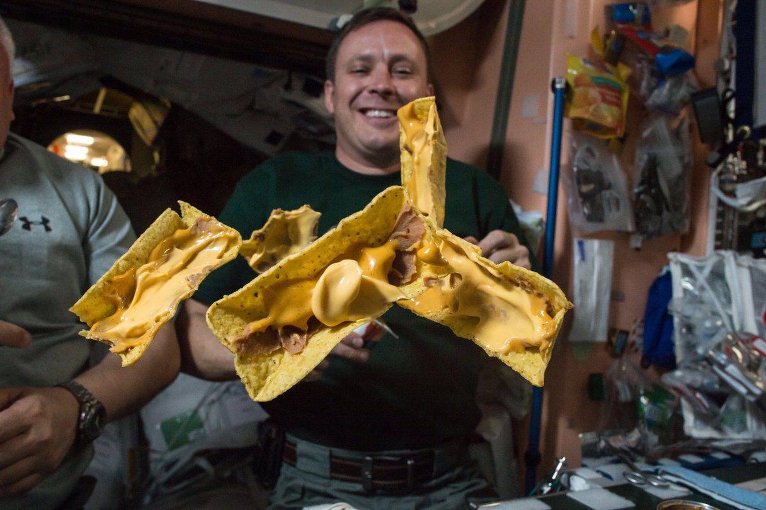 astronaut taco space - photo #19