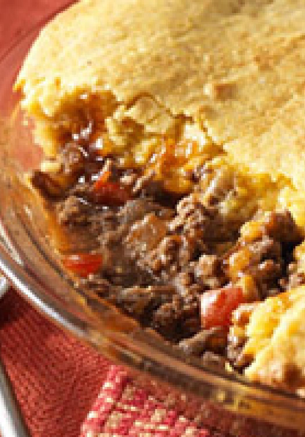 Bbq Beef Cornbread Pie Meet Your Family S New Favorite Meat Pie Made With Ground Beef Cheddar