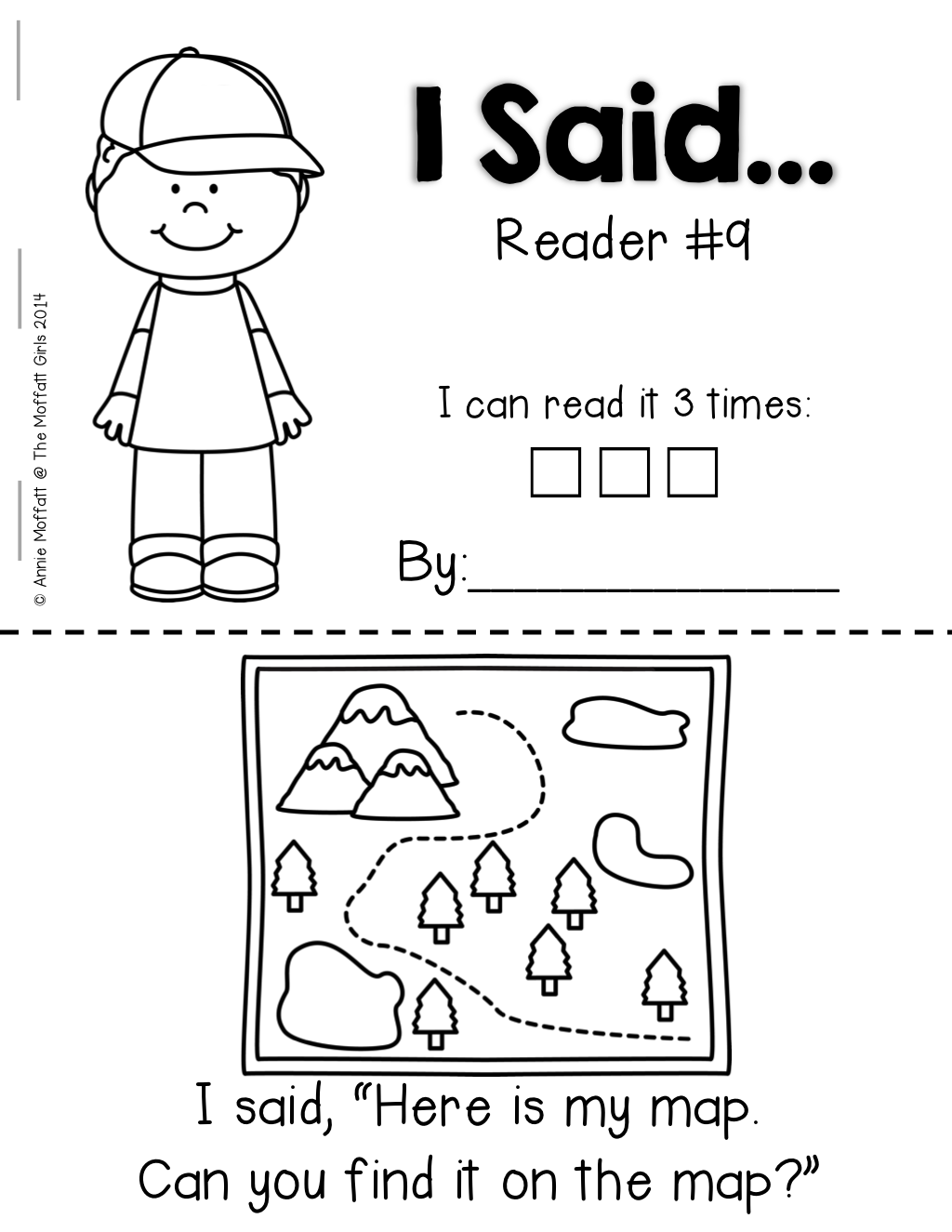 Emergent Readers For Early Readers