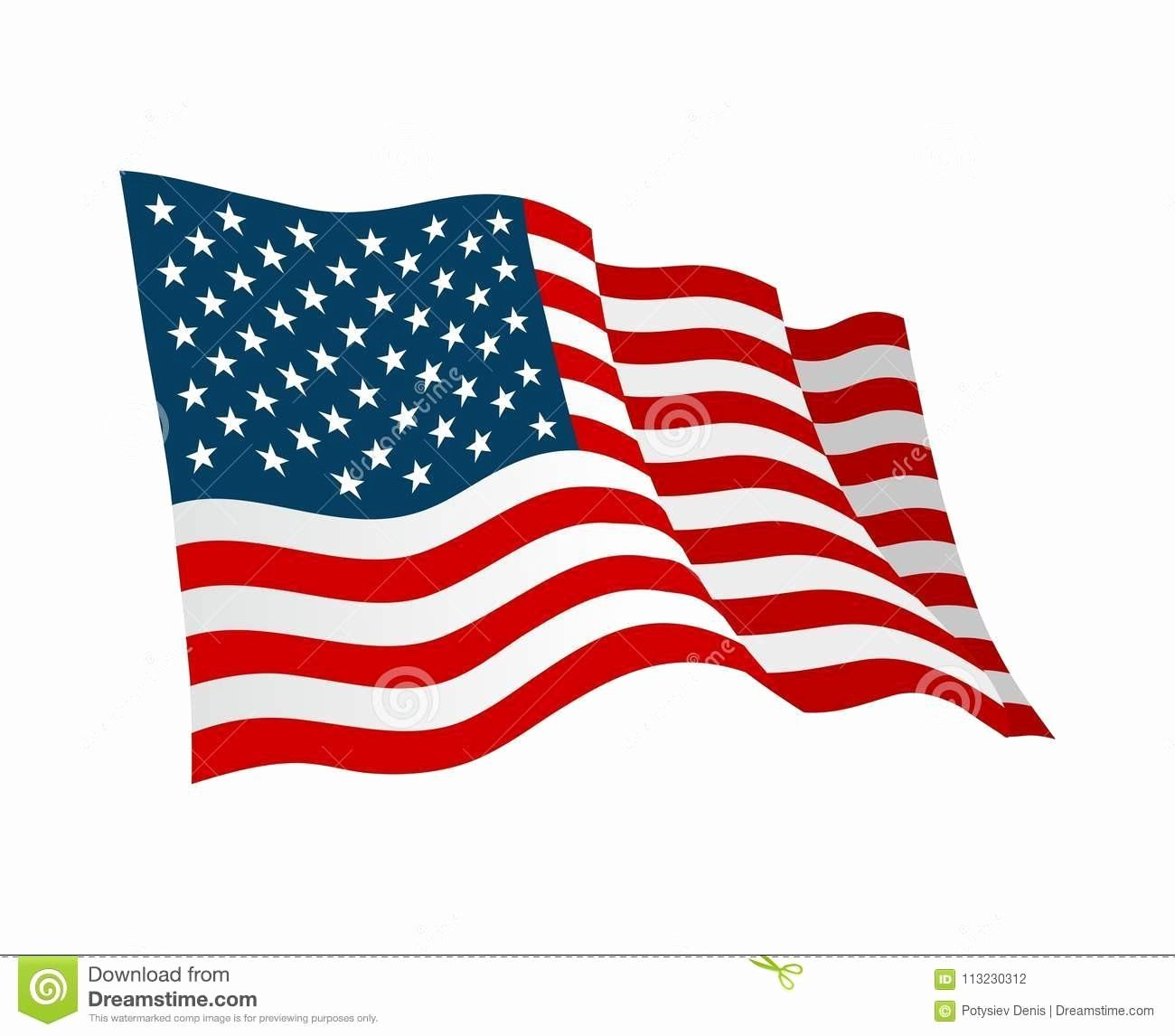 American Flag Coloring Images Luxury Us Flag To Color Awesome