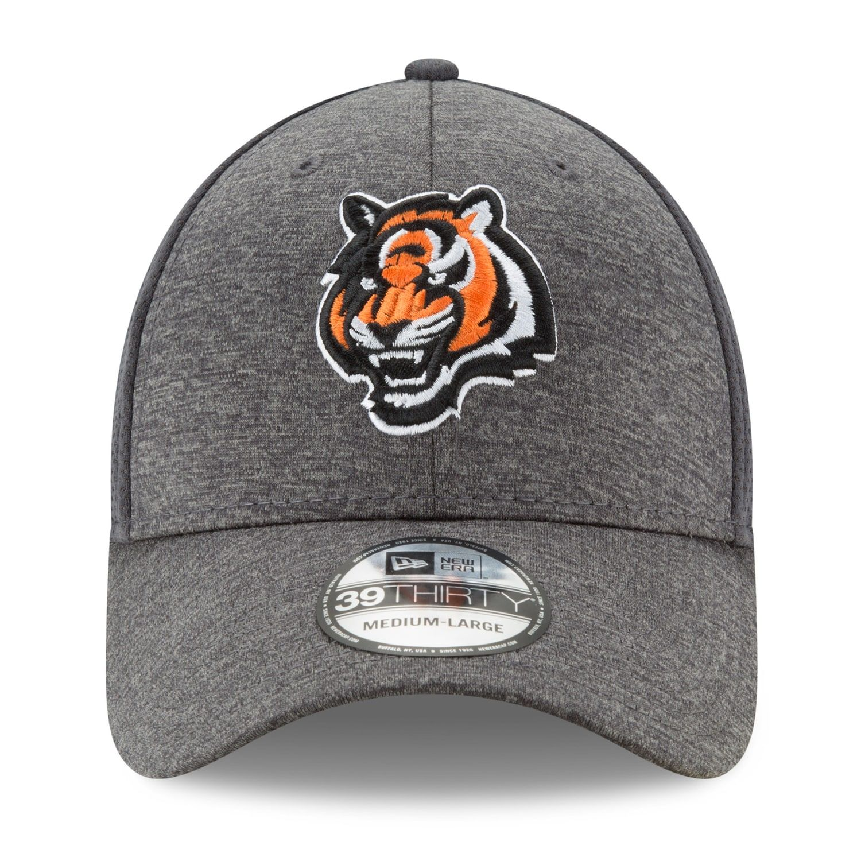 b084e467 Adult New Era Cincinnati Bengals 39THIRTY Shadow Team 2 Cap | Cute ...