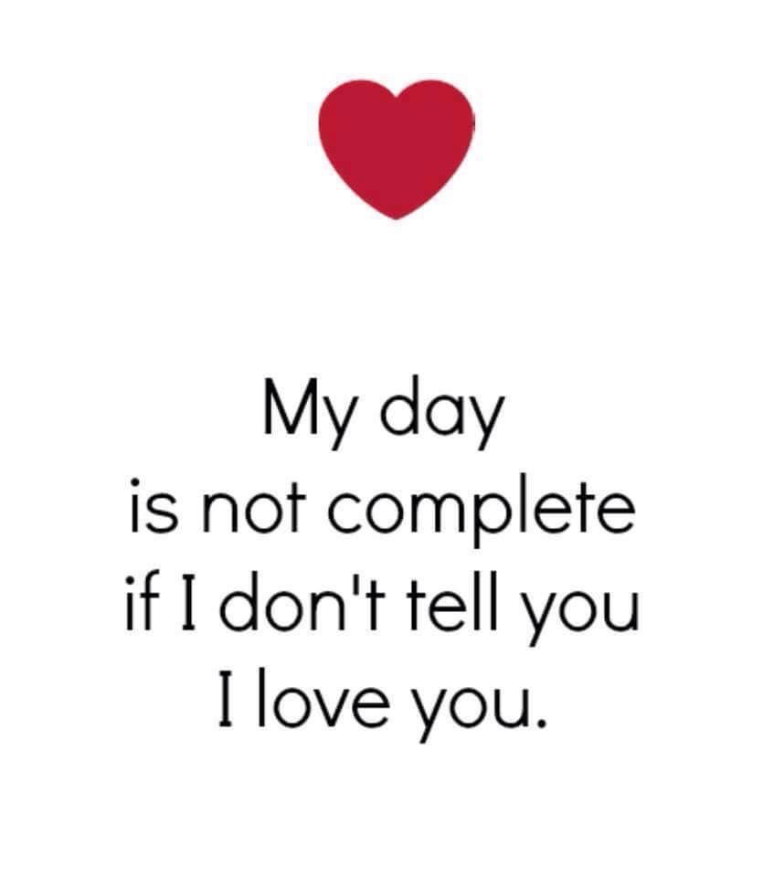 I Love My Wife Quotes And It Is A Perfect Day On The Occasion You Say It Backplease