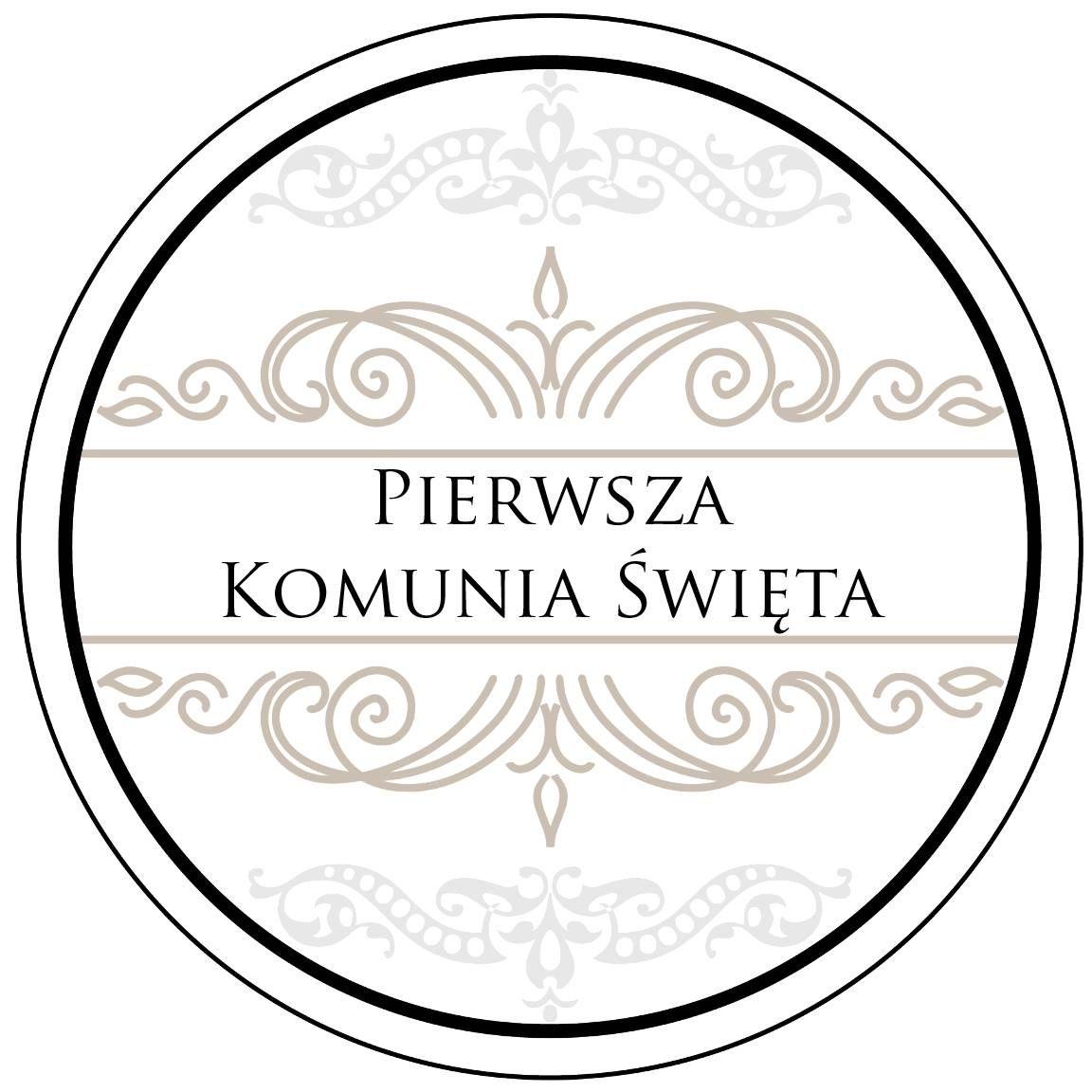 Komunia First Communion Cards Digi Stamps Cards Handmade