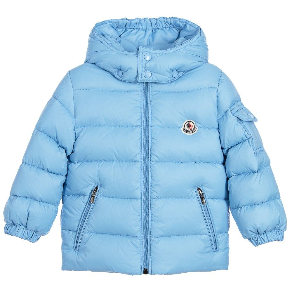 moncler baby blue