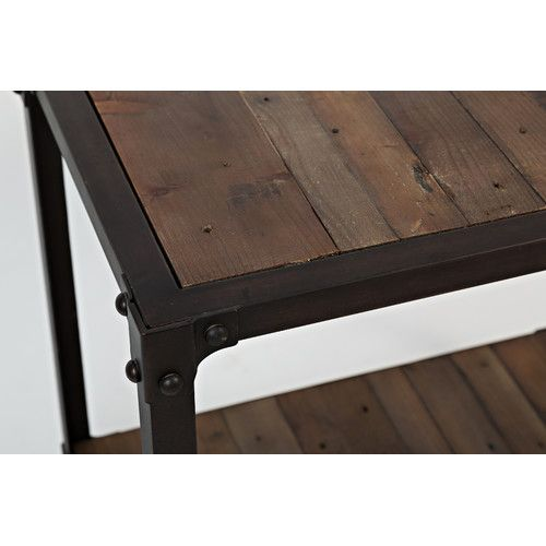 Found it at Wayfair - Franklin Forge Chairside Table