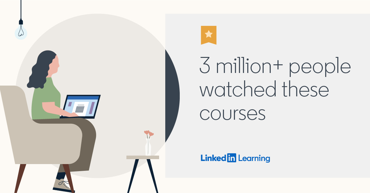 Most Popular Linkedin Learning Courses Of 2020 Learning Courses Online Courses Good Time Management