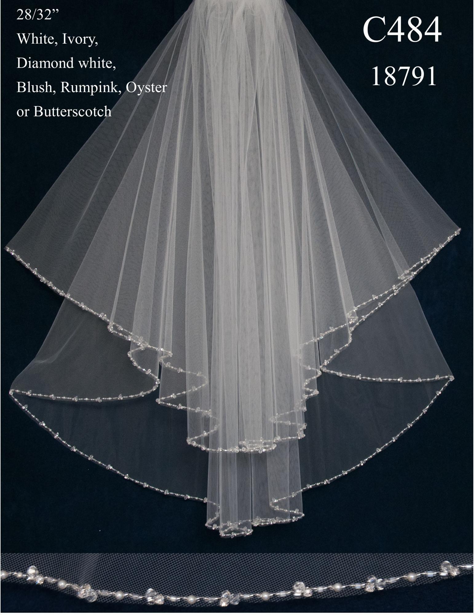 C484_jpg diy wedding veil bridal veil bridal veils
