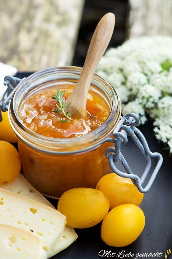 Photo of Köstliches Pflaumen-Chutney, süß-saure Kombi um den Sommer zu konservieren | ♥ Mit Liebe gemacht